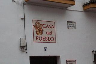 Casa del pueblo de Andújar