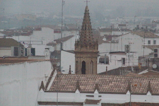 Torre de la capilla de Santa María de la Cabeza