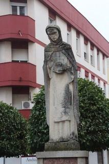Monumento a beato Marcos Criado