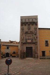 Casa palacio de los niños de Don Gomez