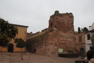 Restos muralla árabe