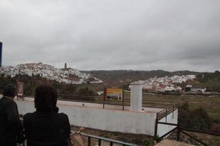 En esta foto se ven muy bien los dos barrios aunque se ve peor el río