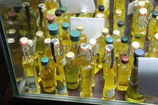 Muestrs de aceites de Montoro.