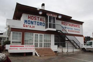 Hostal Montiro. Restaurante.