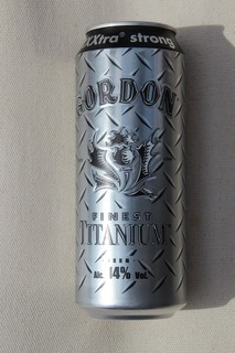 Gordon Titanium. Strong. 14,5º