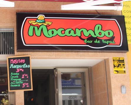 Mocambo bar de tapas