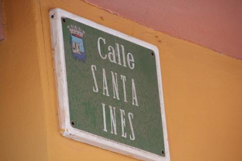 Callé Santa Inés, edificio Tajo
