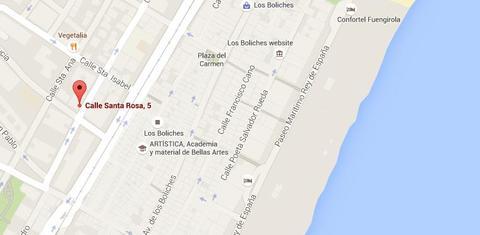 mapa gentileza de Google
