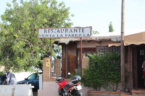 Restaurarte Venta La Parrilla