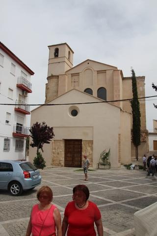 Iglesia parroquial nuestra serñora de la encaranación