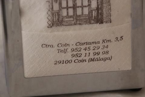 cTRA. cOÑIN-cARTAMA KM3