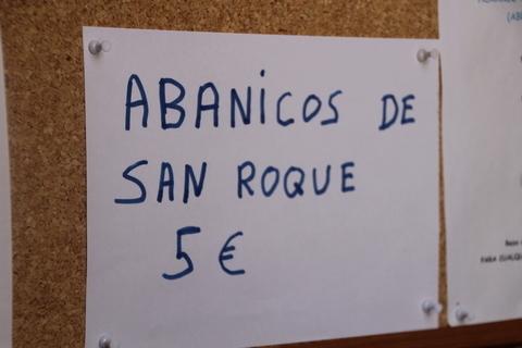 San Roque es el patrón de Tolox