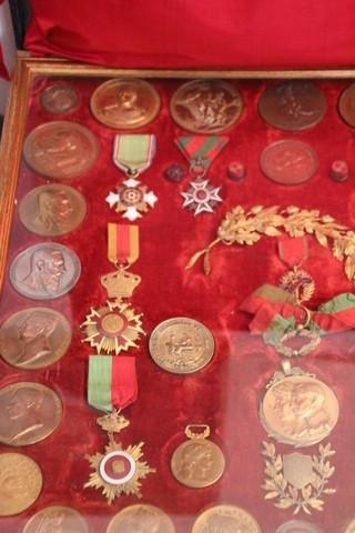 Medallas internacionales ganadas por la calidad del orujo