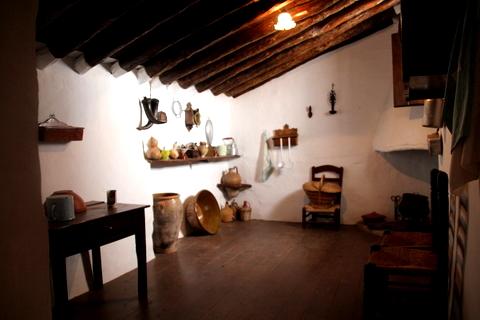 Interior de la casa del beato Juan Duarte