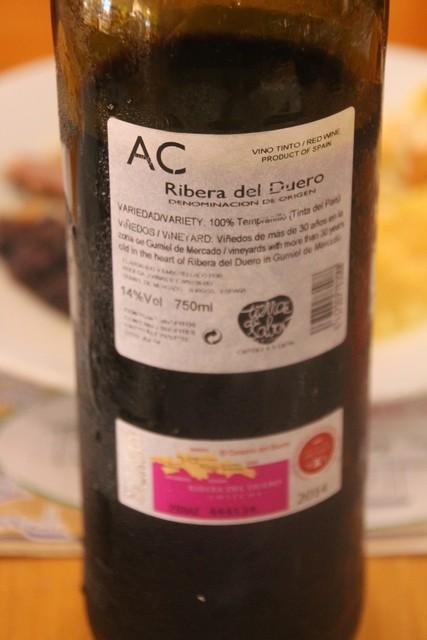 AC Ribera del Duero