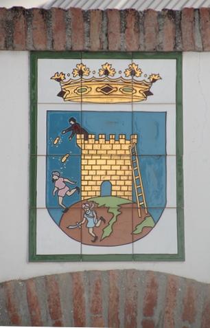 Escudo del pueblo