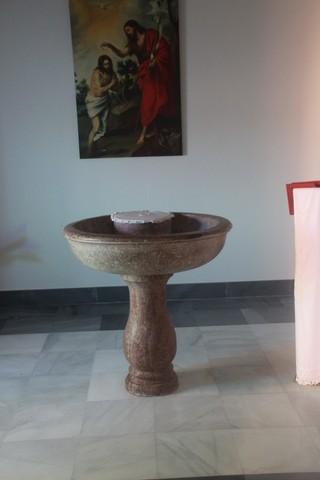 Pila bautismal