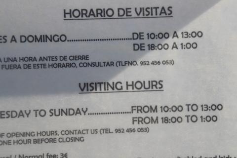 De Martes a domingo 10:00 a 13:00 y de 18:00 a 1:00