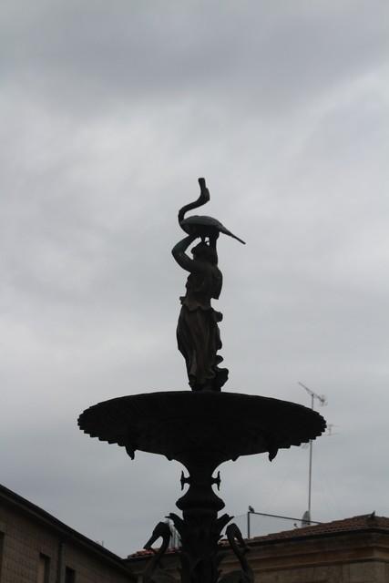 Fuente de la plazuela de Béjar