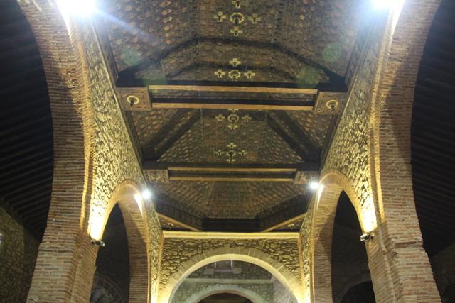 El techo.