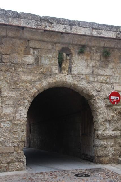 Puerta del conde.