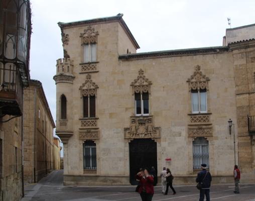 Palacio marquesa de Cartago. Siglo XIX.