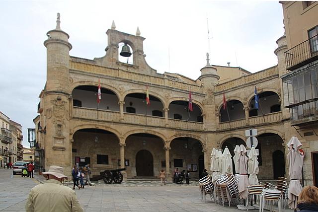 Ayuntamiento de Ciudad Rodrigo.