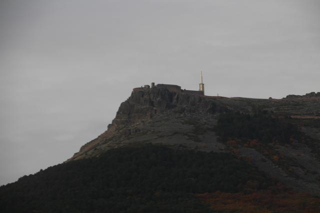 Peña de Francia.