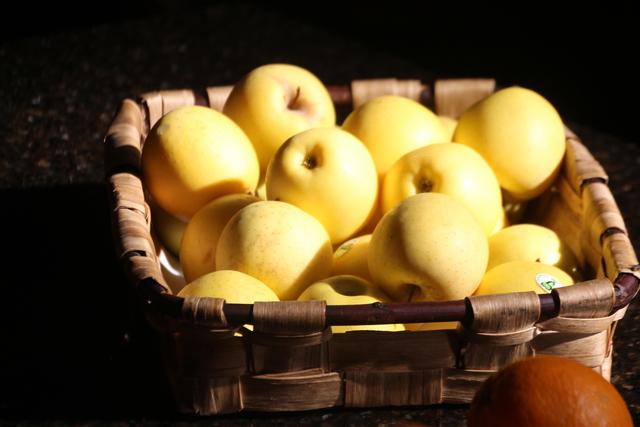 La fruta en elcomedor