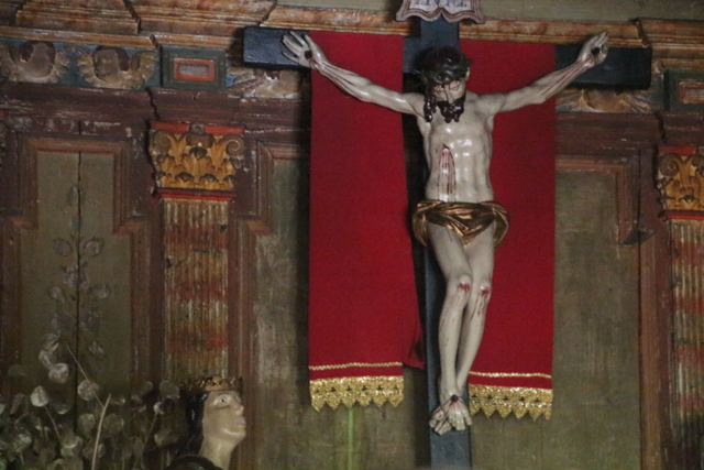 Cristo del Humilladeto.