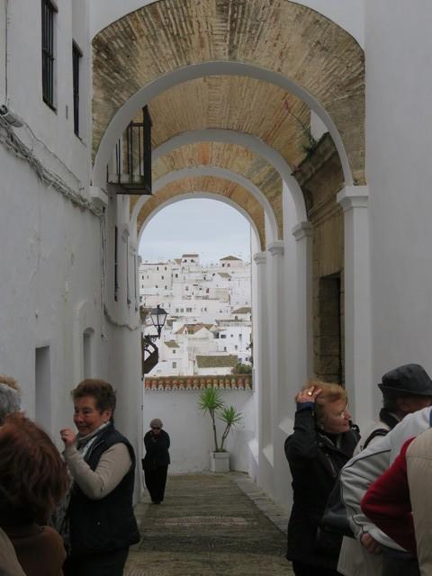 Los arcos de las monjas.
