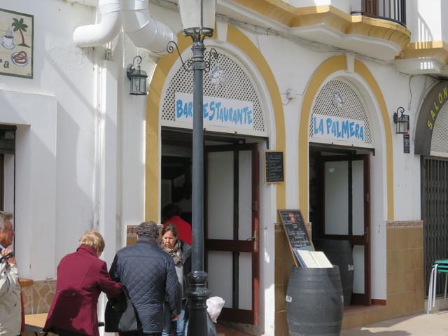 Las Palmeras