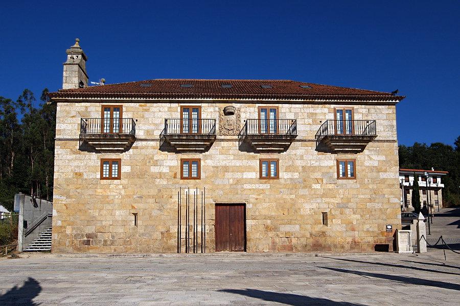 Spain, Pazo de Mos. Gentileza Wiki.