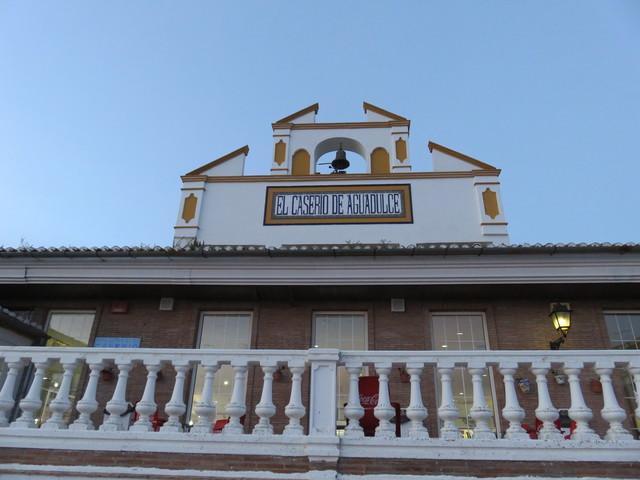 Caserio de Aguadulce (Provincia de Sevilla).
