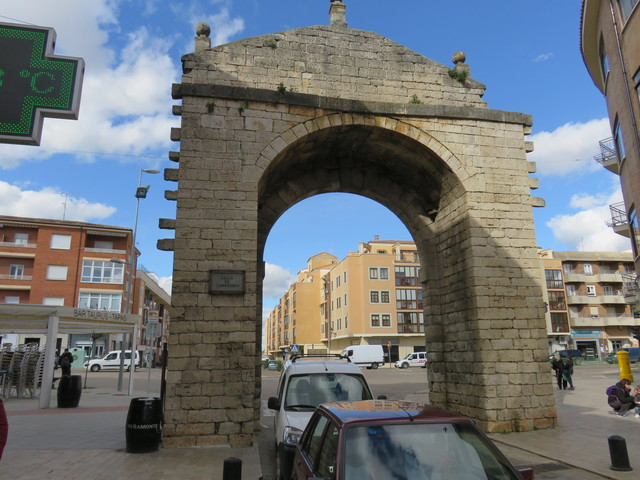 Puerta Corredera. Toro (Zamora.