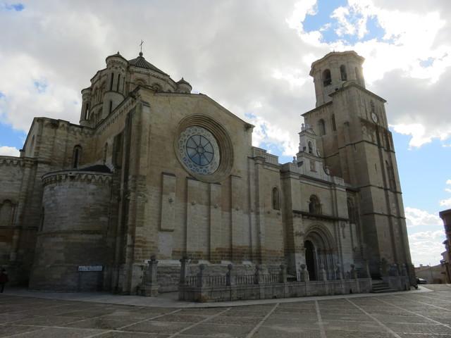 Colegiata de Santa María de Toro.