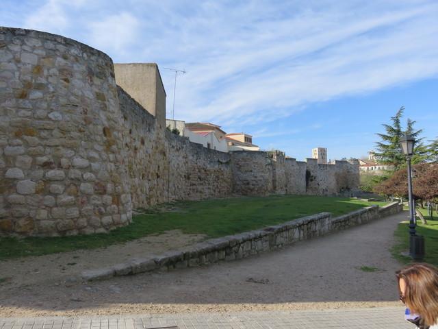 Muralla de Zamora.