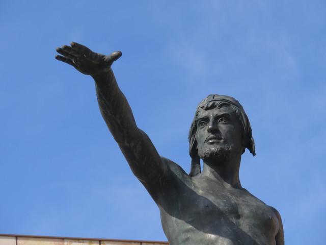 Escultura de Viriato.