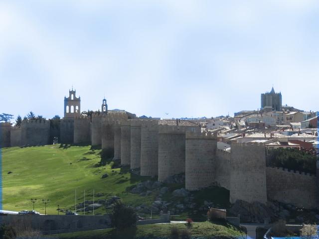 Murallas de Ávila.