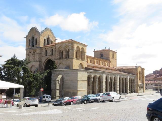 Iglesias de San Vicente (Ávila).