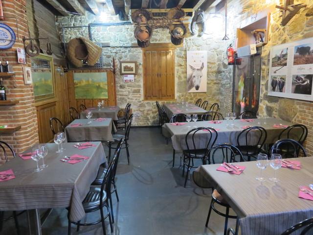 Restaurante Siglo XII.