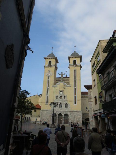 Iglesia parroquial de Santa María Magdalena.
