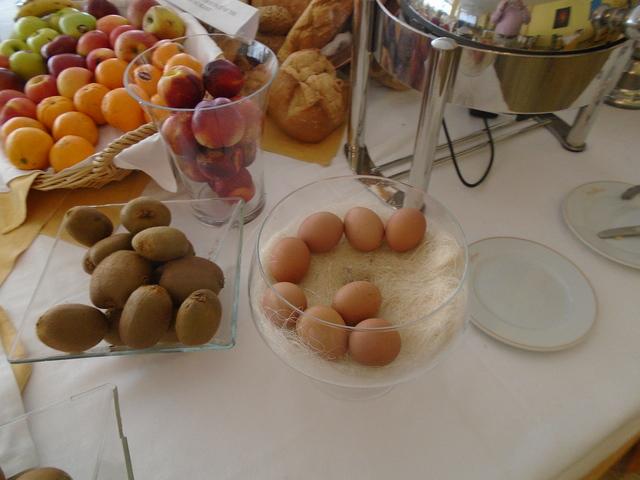 Detalle del buffet