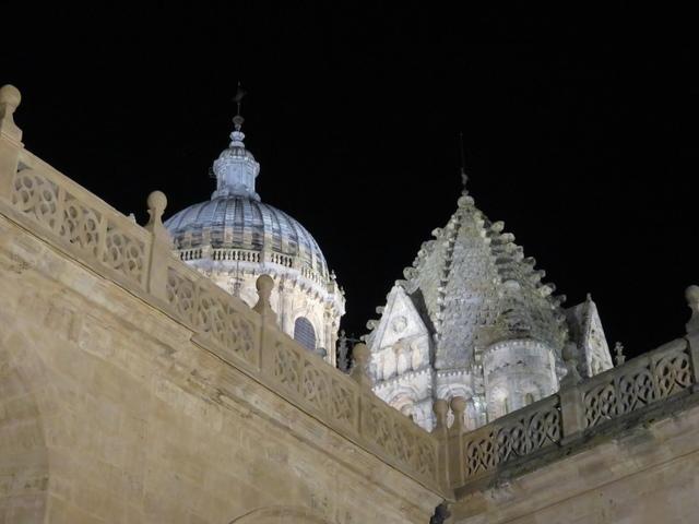 Catedral vieja. Cimborrio agallonado.