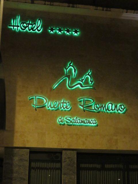 Hotel Puente Romano.