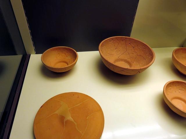 Cerámica deépoca romana