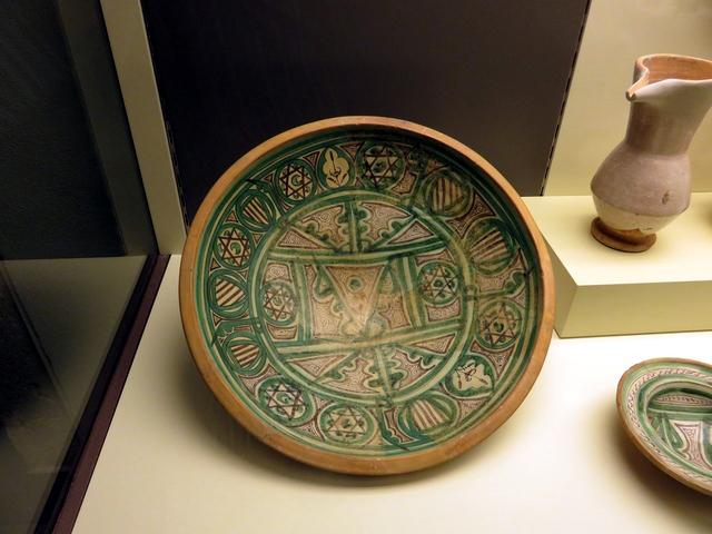 Cerámica del siglo XIV