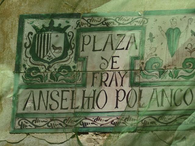 Plaza Fray Anselmo Polanco