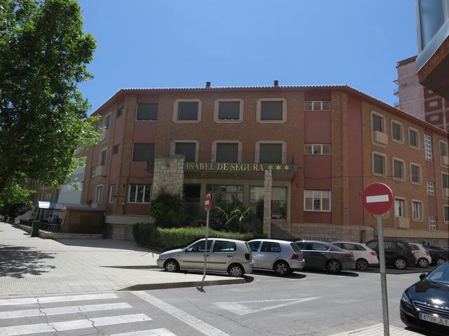 Hotel Isabel Segura, Teruel