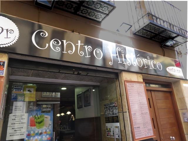 Restaurante Centro Histórico